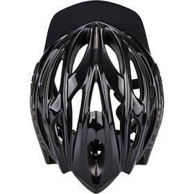 Kask Mojito X Peak Fietshelm, black